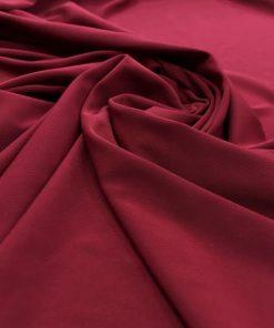 Medina die Seide Schal Wein Rot