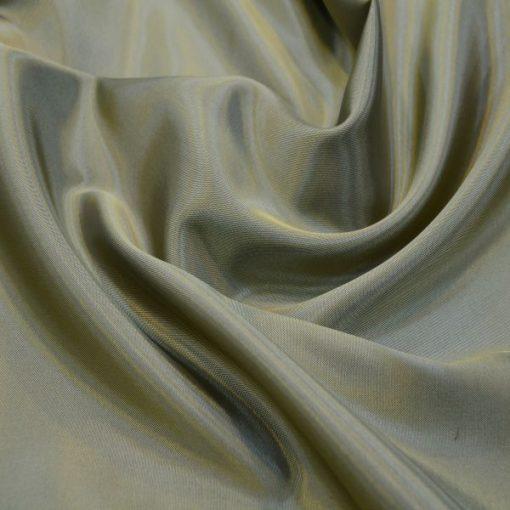 Die Seide Futterstoff Nerz-Gold