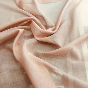 Cotton Cheesecloth Pinkish Orange
