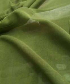 Cotton Cheesecloth Green 2